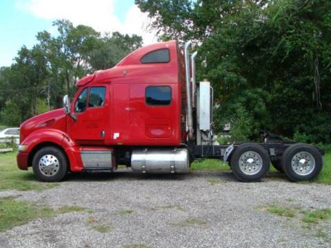 2009 Peterbilt 387 for sale at VANS CARS AND TRUCKS in Brooksville FL