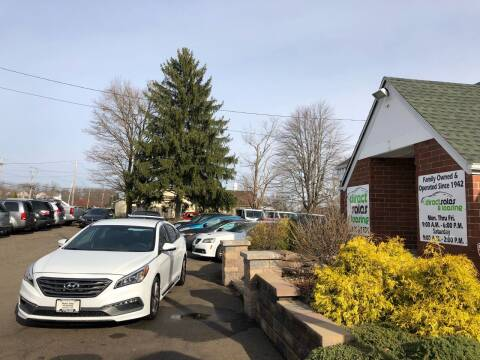 2017 Hyundai Sonata for sale at Direct Sales & Leasing in Youngstown OH