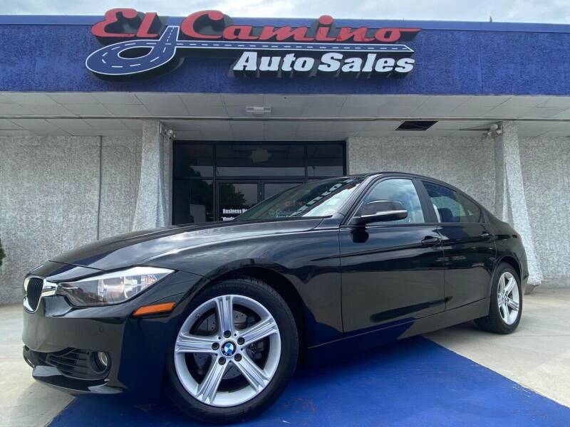 2014 BMW 3 Series for sale at El Camino Auto Sales Gainesville in Gainesville GA