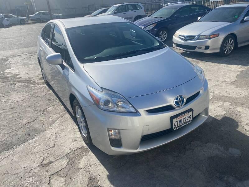 2011 Toyota Prius for sale at 101 Auto Sales in Sacramento CA