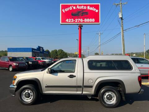 2006 Chevrolet Colorado for sale at Ford's Auto Sales in Kingsport TN