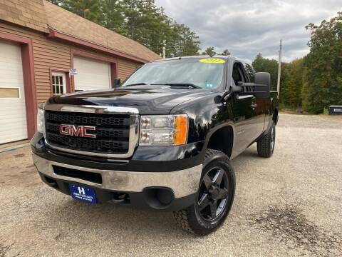 2012 GMC Sierra 2500HD for sale at Hornes Auto Sales LLC in Epping NH