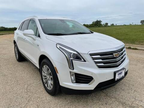 2018 Cadillac XT5 for sale at Alan Browne Chevy in Genoa IL