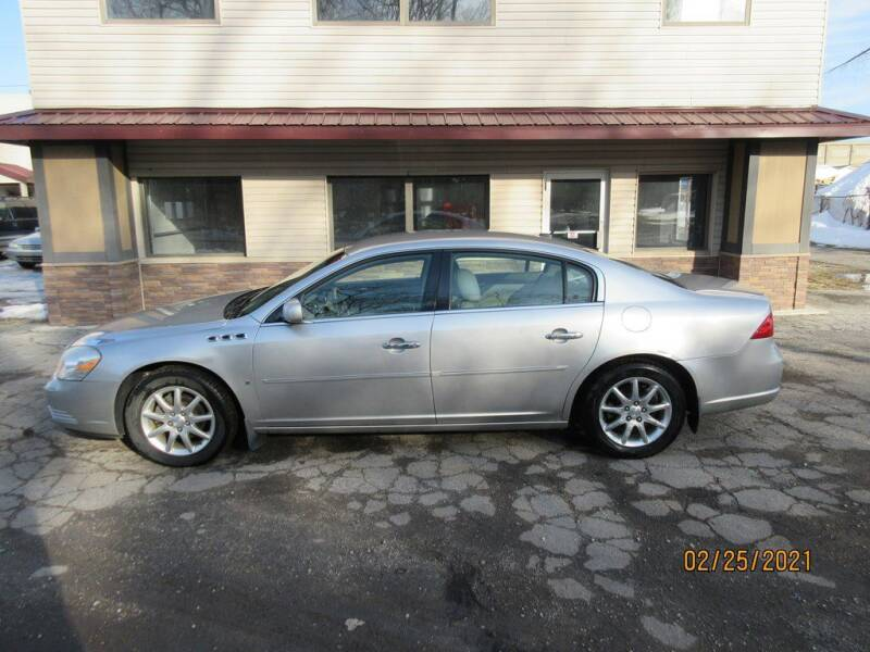 2008 Buick Lucerne for sale at Settle Auto Sales TAYLOR ST. in Fort Wayne IN