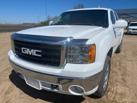 2008 GMC Sierra 1500 for sale at RDJ Auto Sales in Kerkhoven MN