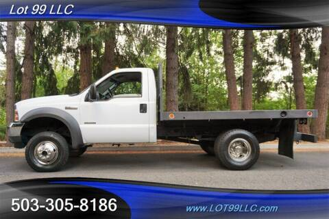 2003 Ford F-350 Super Duty for sale at LOT 99 LLC in Milwaukie OR
