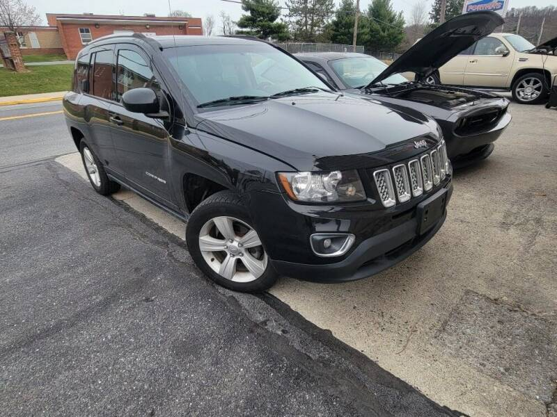 2015 Jeep Compass for sale at Fortnas Used Cars in Jonestown PA