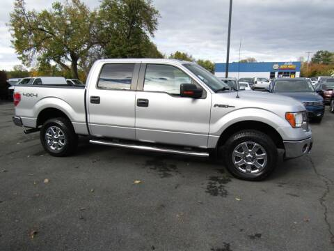 2013 Ford F-150 for sale at 2010 Auto Sales in Troy NY