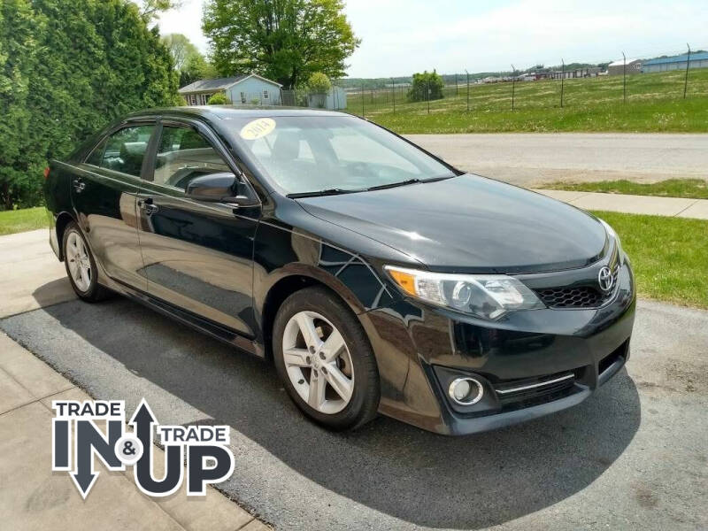2014 Toyota Camry for sale at Cars 4 U in Haverhill MA