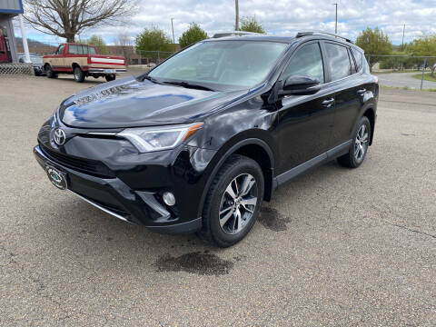 2016 Toyota RAV4 for sale at Steve Johnson Auto World in West Jefferson NC