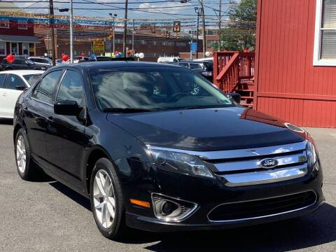 2012 Ford Fusion for sale at Active Auto Sales in Hatboro PA