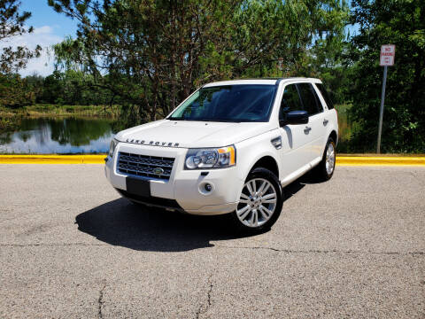 2010 Land Rover LR2 for sale at Excalibur Auto Sales in Palatine IL