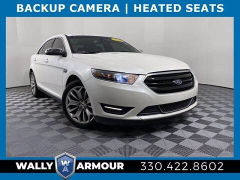 2018 Ford Taurus for sale at Wally Armour Chrysler Dodge Jeep Ram in Alliance OH