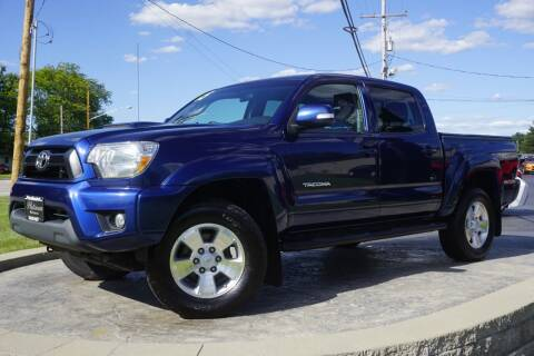 2015 Toyota Tacoma for sale at Platinum Motors LLC in Heath OH