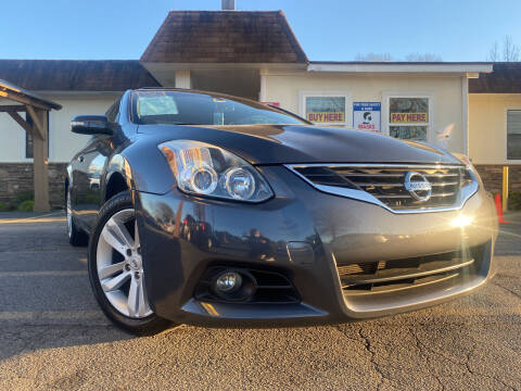 2012 Nissan Altima for sale at Hola Auto Sales Doraville in Doraville GA