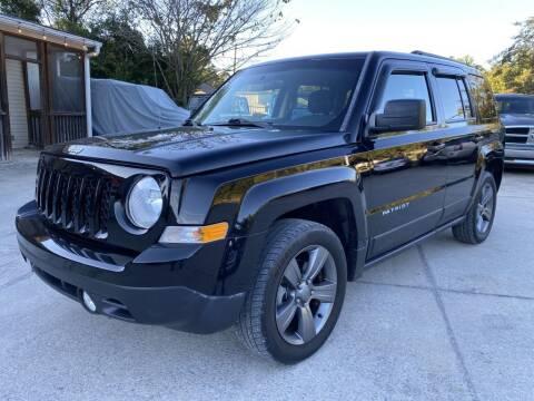 2015 Jeep Patriot for sale at Auto Class in Alabaster AL