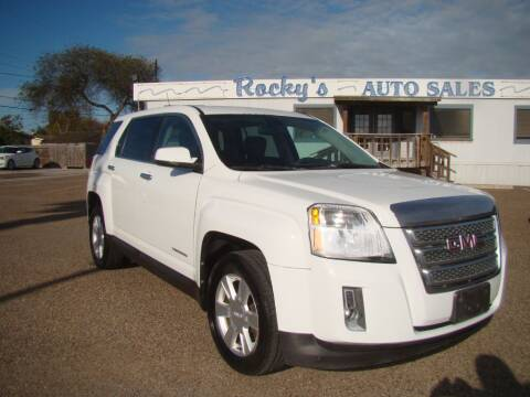 2011 GMC Terrain for sale at Rocky's Auto Sales in Corpus Christi TX