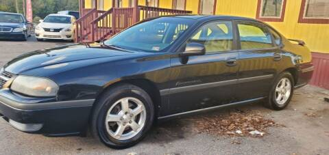 2003 Chevrolet Impala for sale at AUTO NETWORK LLC in Petersburg VA