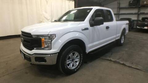 2018 Ford F-150 for sale at Victoria Auto Sales in Victoria MN
