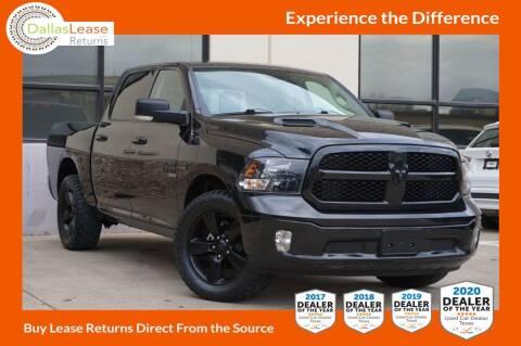 2019 RAM Ram Pickup 1500 Classic for sale at Dallas Auto Finance in Dallas TX