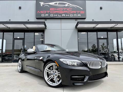 2011 BMW Z4 for sale at Exotic Motorsports of Oklahoma in Edmond OK