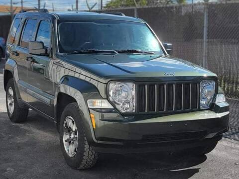 2008 Jeep Liberty for sale at Square Business Automotive in Milwaukee WI