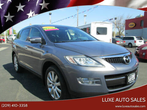 2008 Mazda CX-9 for sale at Luxe Auto Sales in Modesto CA