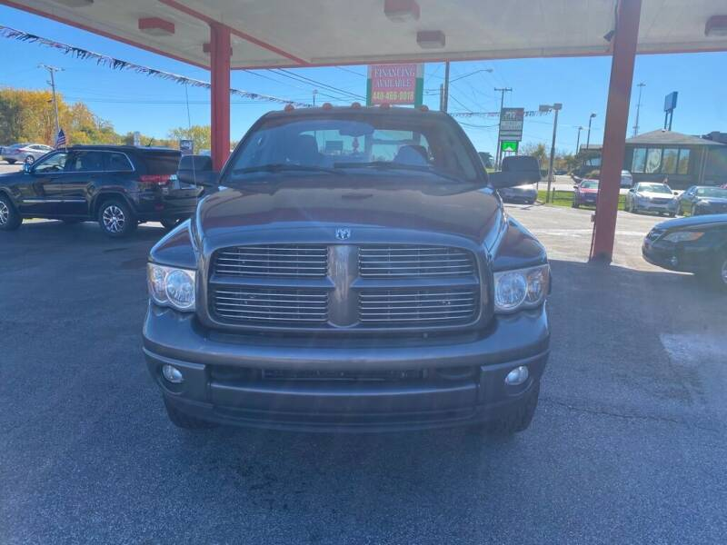 2004 Dodge Ram Pickup 3500 for sale at Best Motor Auto Sales in Geneva OH