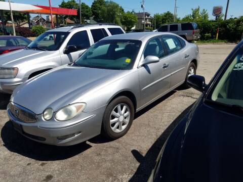 2006 Buick LaCrosse for sale at Big Bills in Milwaukee WI