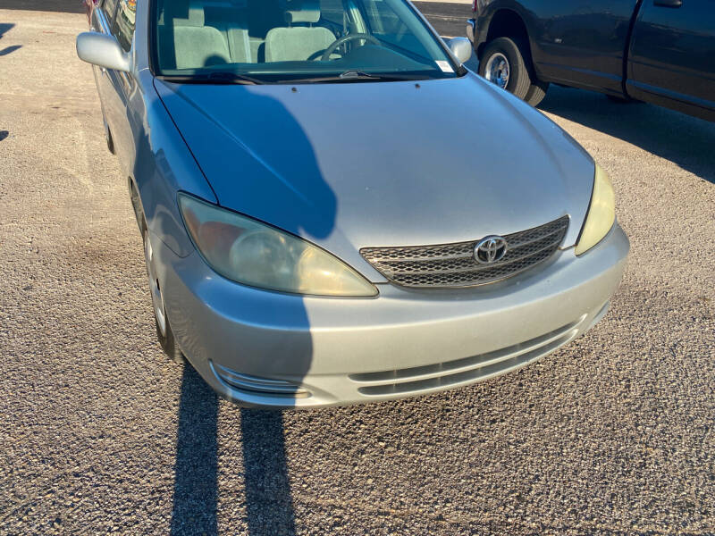 2004 Toyota Camry for sale at Nash's Auto Sales Used Car Dealer in Milton FL