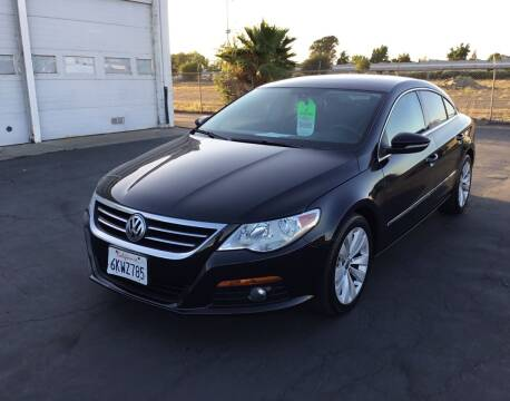 2010 Volkswagen CC for sale at My Three Sons Auto Sales in Sacramento CA