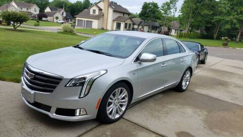 2018 Cadillac XTS for sale at Country Auto Sales in Boardman OH