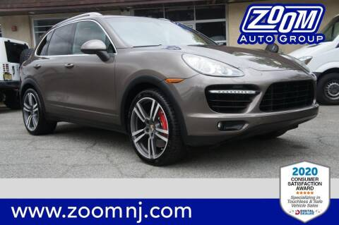 2011 Porsche Cayenne for sale at Zoom Auto Group in Parsippany NJ