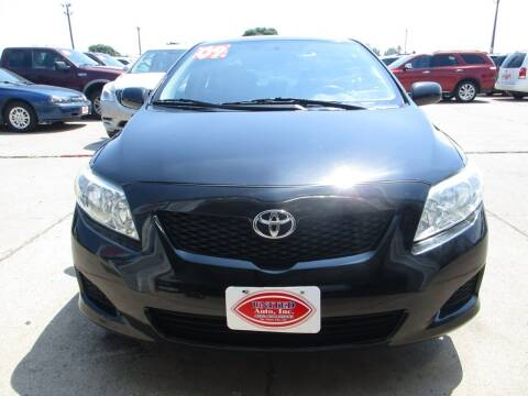 2009 Toyota Corolla for sale at UNITED AUTO INC in South Sioux City NE
