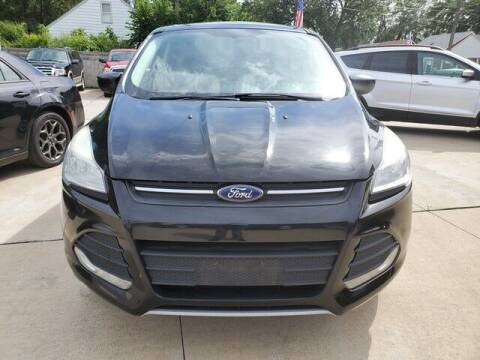2013 Ford Escape for sale at Great Ways Auto Finance in Redford MI