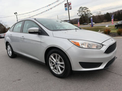 2016 Ford Focus for sale at Viles Automotive in Knoxville TN