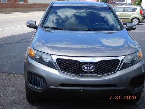 2012 Kia Sorento for sale at Southbridge Street Auto Sales in Worcester MA