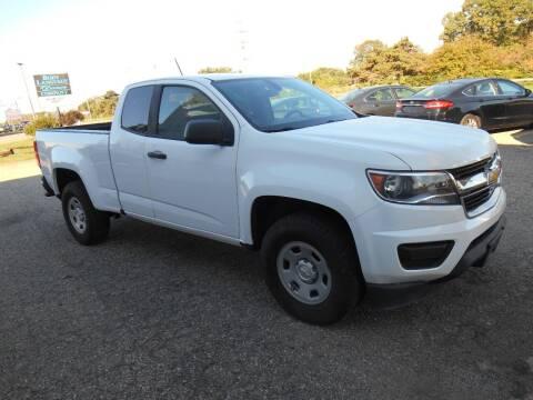 2016 Chevrolet Colorado for sale at Unity Motors LLC in Jenison MI