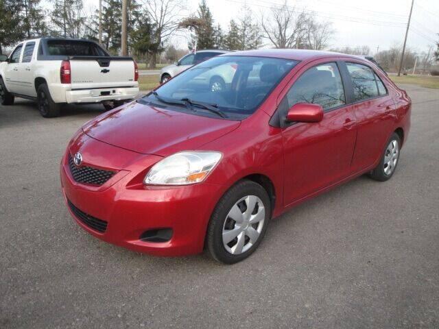 2012 Toyota Yaris for sale at Columbus Car Company LLC in Columbus OH