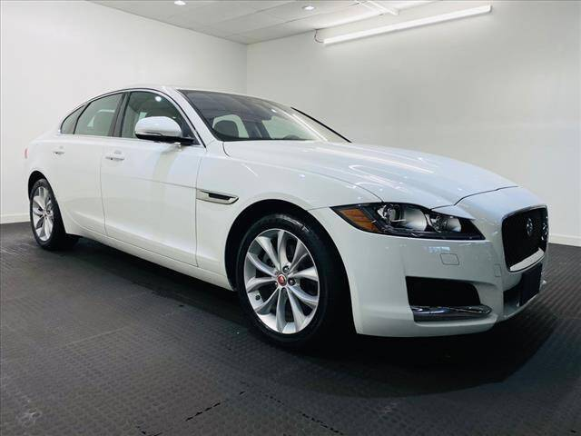 2017 Jaguar XF for sale at Champagne Motor Car Company in Willimantic CT