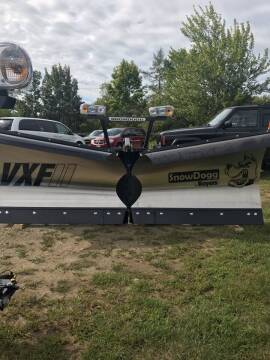 2021 SNOWDOGG VXF95II for sale at Greg's Auto Sales in Searsport ME