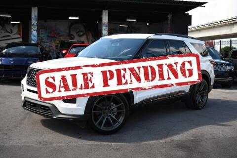 2020 Ford Explorer for sale at STS Automotive - Miami, FL in Miami FL