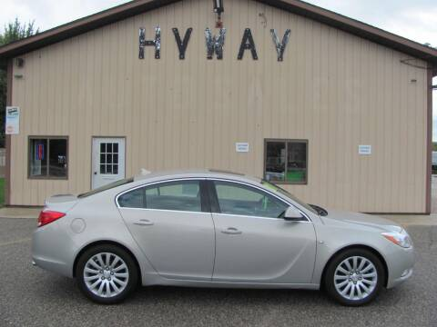 2011 Buick Regal for sale at HyWay Auto Sales in Holland MI