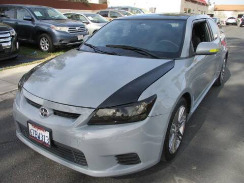 2013 Scion tC for sale at F & A Car Sales Inc in Ontario CA