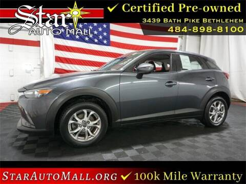 2016 Mazda CX-3 for sale at STAR AUTO MALL 512 in Bethlehem PA