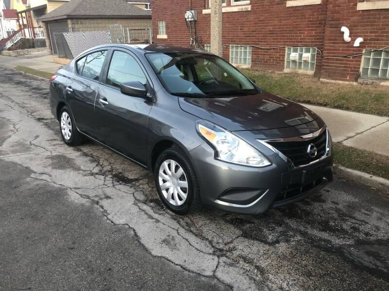 2017 Nissan Versa for sale at Trans Auto in Milwaukee WI