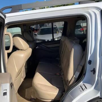 2010 Nissan Pathfinder for sale at GLOBAL MOTOR GROUP in Newark NJ