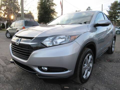 2017 Honda HR-V for sale at PRESTIGE IMPORT AUTO SALES in Morrisville PA
