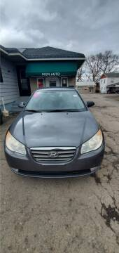 2008 Hyundai Elantra for sale at MGM Auto Sales in Cortland NY