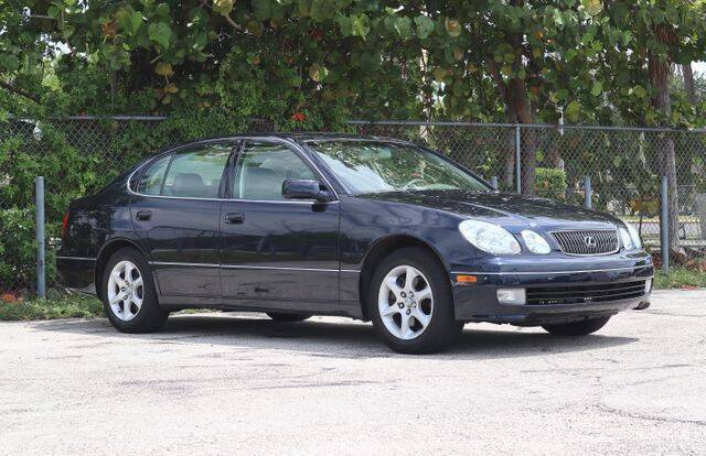 2001 Lexus GS 300 for sale at No 1 Auto Sales in Hollywood FL